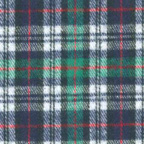Brushed Cotton Flannel Plaid Blue Green White Red
